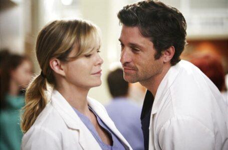 Grey's Anatomy, Ellen Pompeo ricorda la reazione del marito ai suoi baci con Patrick Dempsey
