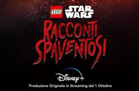LEGO Star Wars: Racconti spaventosi, ecco la  la key art e il cast