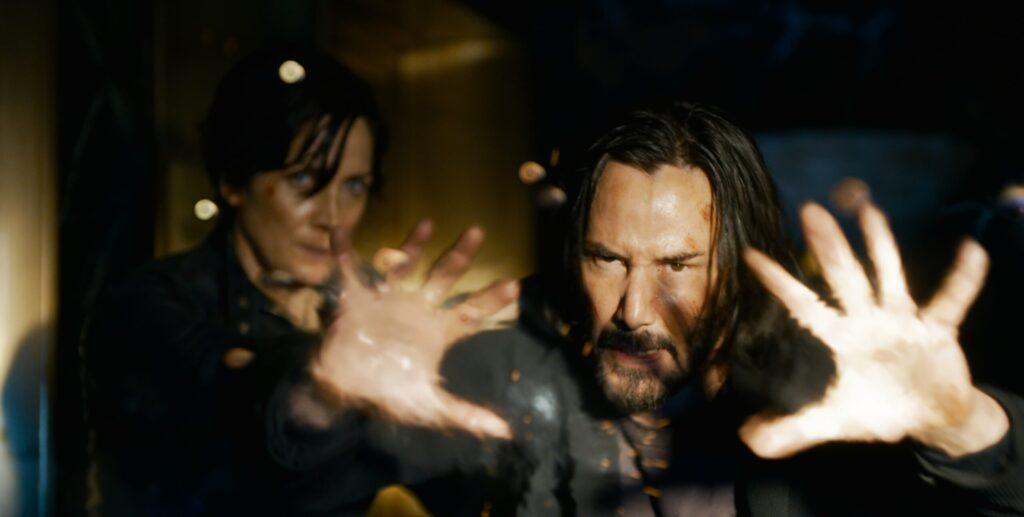 Matrix Resurrection: Ecco il primo trailer ufficiale