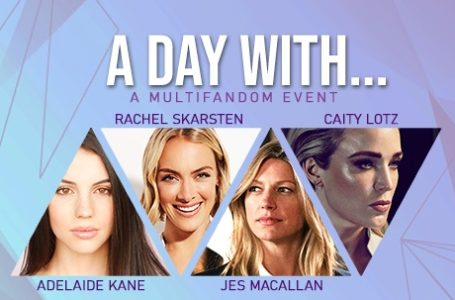 A Day With: La Night Sky Events annuncia Caity Lotz e Jes Macallan