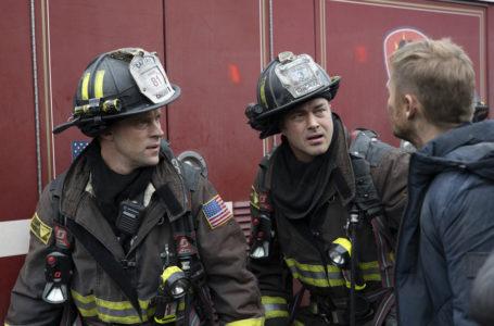 Chicago Fire 8, Brett e Severide al centro del crossover con Chicago PD