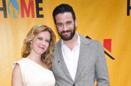 Colin Donnell e Patti Murin aspettano il loro primo figlio