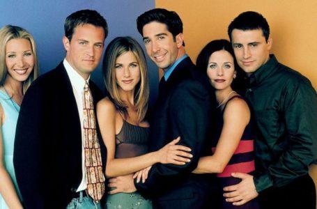 Friends, il cast di nuovo insieme con uno speciale su HBO Max