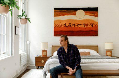 L' attore di Stranger Things David Harbour apre le porte di casa sua |Foto