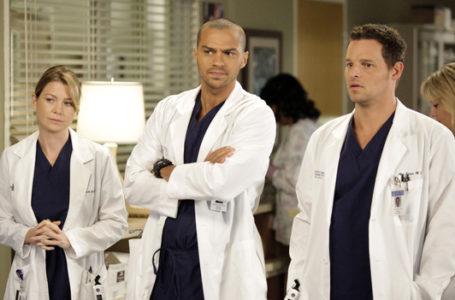 Grey's Anatomy, Jesse Williams e l'uscita di Justin Chambers