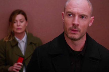 Grey's Anatomy 16: il passato di Cormac nel 19esimo episodio