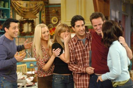 "Friends, Courteney Cox parla dell'""emozionante"" reunion"
