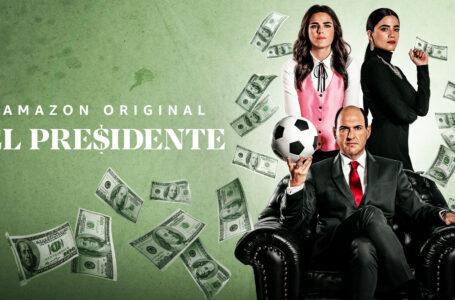 El Presidente: Il trailer della serie di Amazon Prime Video
