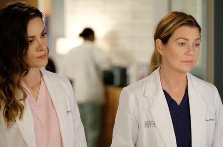 Grey's Anatomy 16: il destino di alcuni personaggi svelato in Station 19