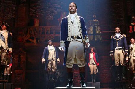 Hamilton: Da oggi disponibile su Disney+
