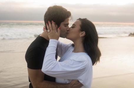 Demi Lovato: La pop star fidanzata ufficialmente con Max Ehrich