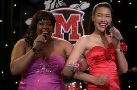 Amber Riley al Jimmy Kimmel Live ricorda e omaggia Naya Rivera (Video)