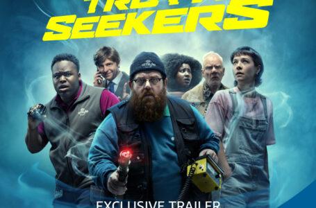 Truth Seekers: Amazon rilascia il  trailer ufficiale