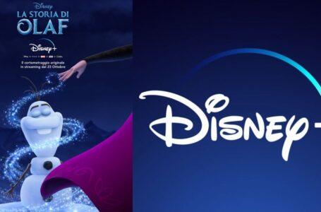 La Storia di Olaf: In esclusiva su Disney+ dal 23 ottobre 2020