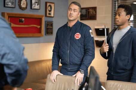 Chicago Fire 9: Daniel Kyri promosso a series regular