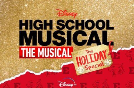 High School Musical: The Musical: Lo Speciale di Natale dall'11 dicembre su Disney+