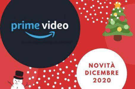 Amazon Prime Video: Le novità del mese di Dicembre 2020