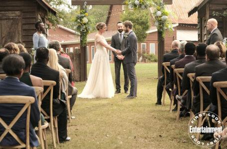 The Resident 4: Le prime immagini del matrimonio più atteso