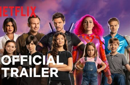 We Can be Heroes: Dal 25 dicembre su Netflix
