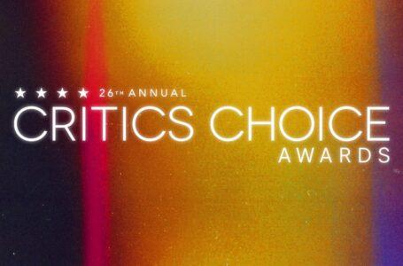 Critics Choice Awards: Tutte le Nomination della 26esima edizione