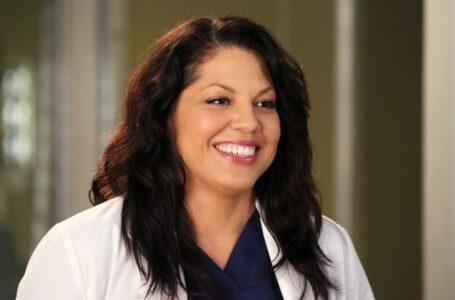"Grey's Anatomy, Sara Ramirez: ""Callie mi ha insegnato tanto"""