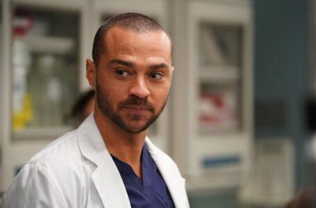 Grey's Anatomy 17, Jesse Williams torna a parlare di Jo e Jackson e dei Japril