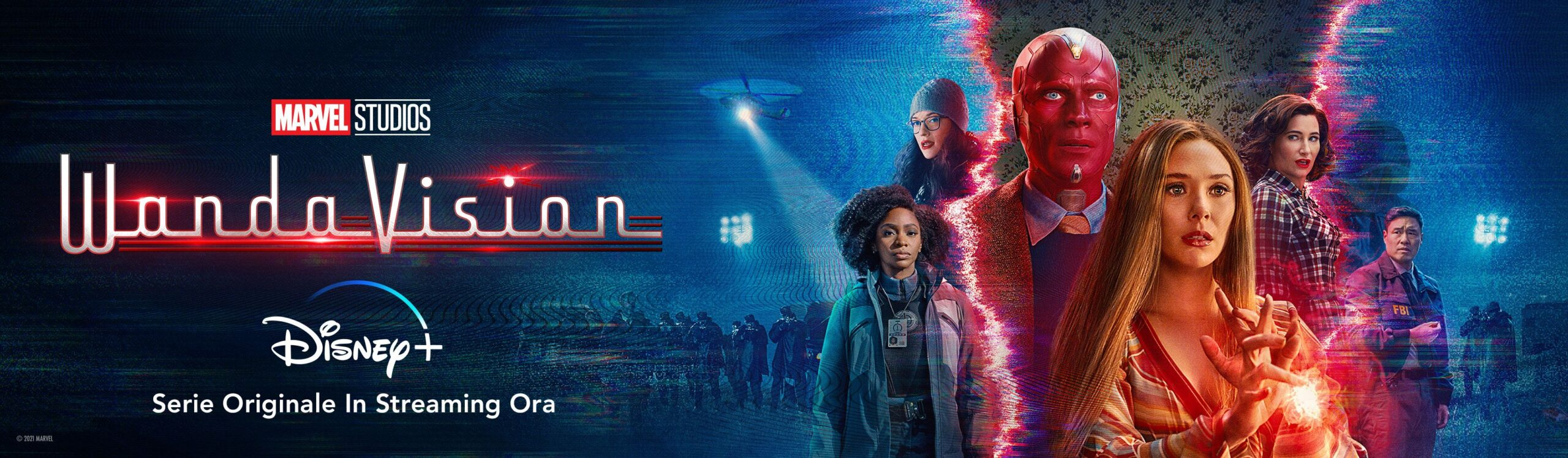 Wandavision: Disponibili il nuovissimo trailer e la key art dell'episodio 1×05