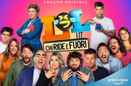 LOL: Chi ride è fuori, Amazon Prime Video rilascia il trailer e poster