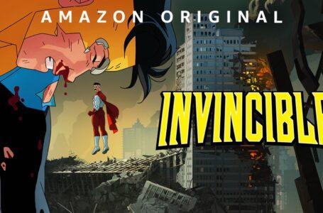 Invincible: Amazon Prime Video svela un nuovo trailer ufficiale