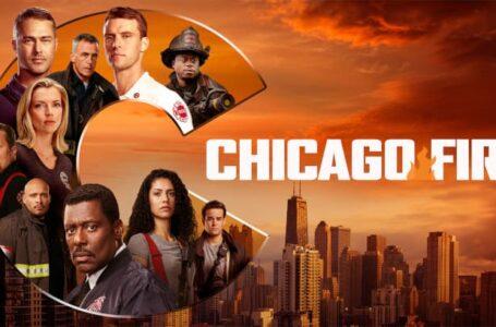 Chicago Fire, un nuovo addio nella nona stagione