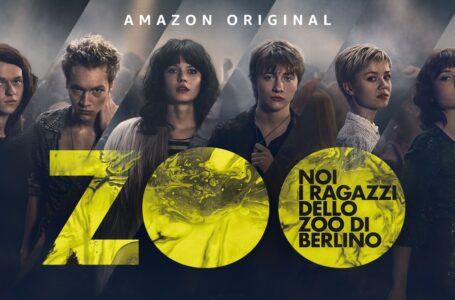 Noi, i ragazzi dello zoo di Berlino: Dal 7 maggio su Amazon Prime Video