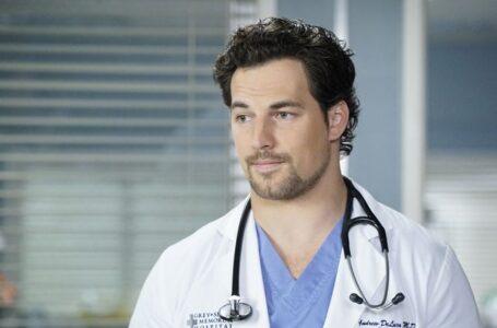 Grey's Anatomy, Giacomo Gianniotti omaggia Andrew DeLuca con un tatuaggio speciale – FOTO
