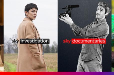 Sky presenta 4 nuovi canali disponibili dal 1 Luglio: la conferenza stampa