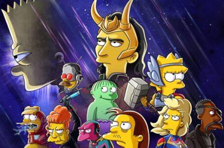 The Good, the Bart, and the Loki: Il nuovo corto de I Simpson dal 7 Luglio su Disney+