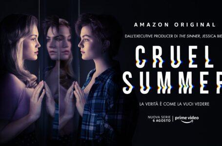 Cruel Summer: Su Amazon Prime Video da venerdì 6 agosto
