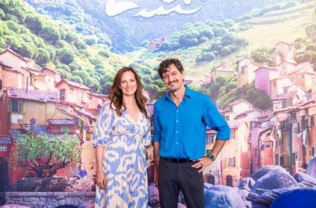 Luca: Enrico Casarosa e Andrea Warren presentano il film a Genova