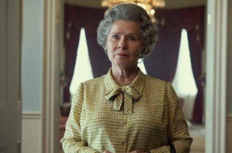 The Crown 5: Imelda Staunton rivela la data d'uscita   VIDEO