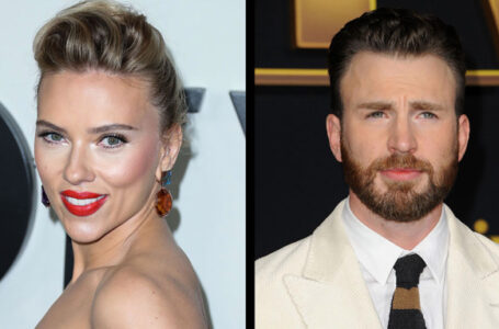 Ghosted: Scarlett Johansson e Chris Evans di nuovo insieme