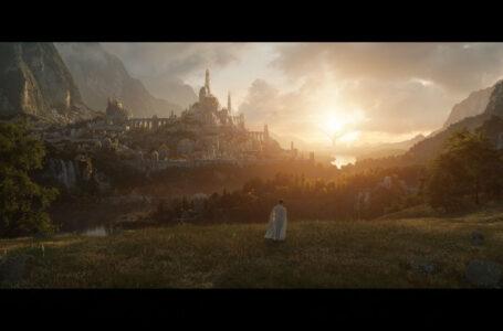 Il signore degli Anelli, la serie: Amazon Prime Video annuncia la data d'uscita